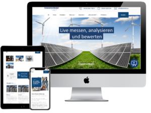 Referenz Webdesign Condensator Dominit