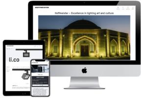 Referenz Webdesign Hoffmeister