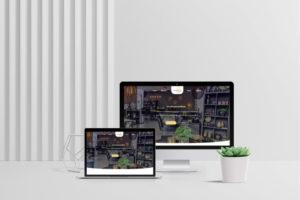 Konzeptstore Webdesign Referenz